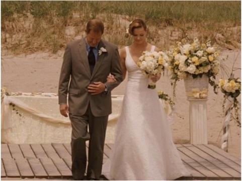 Η Κ.Heigl ντυμένη νύφη