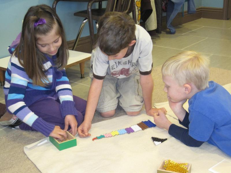 montessori-school-class