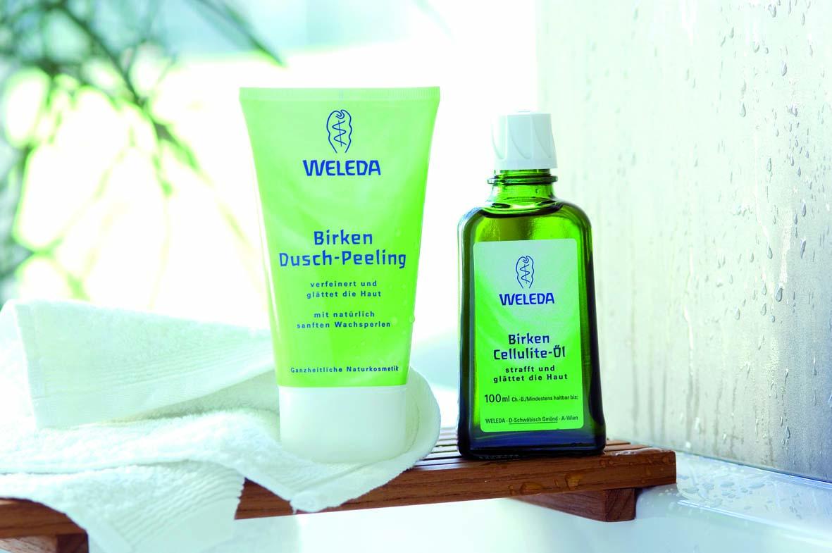 Birken-Dusch-Peeling