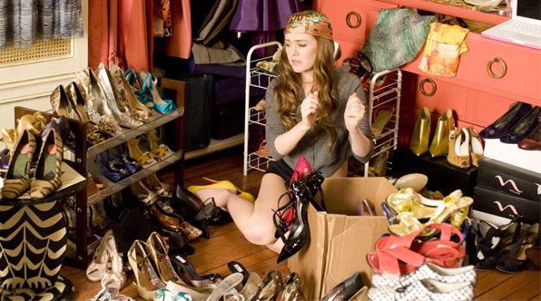 μανία με τα ψώνια