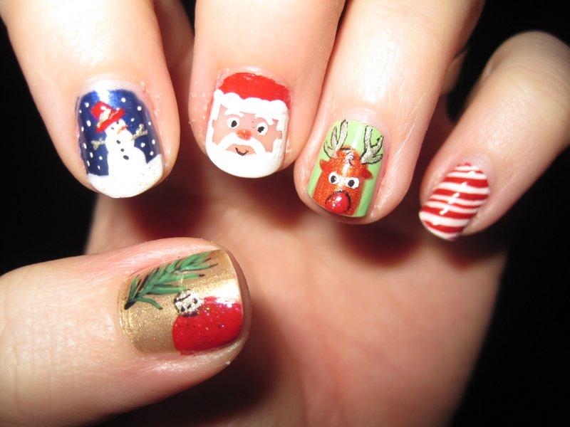 christmas_nail_art