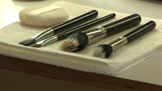 clean-brushes