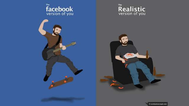 facebook-you-vs-real-you