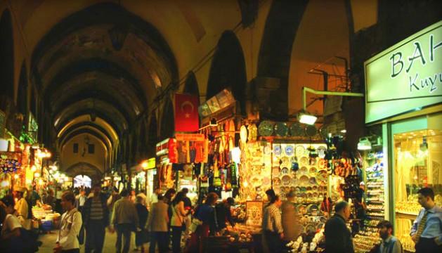 Kapali Carsi-Grand Bazaar