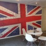 Τοιχογραφία-Σημαία
