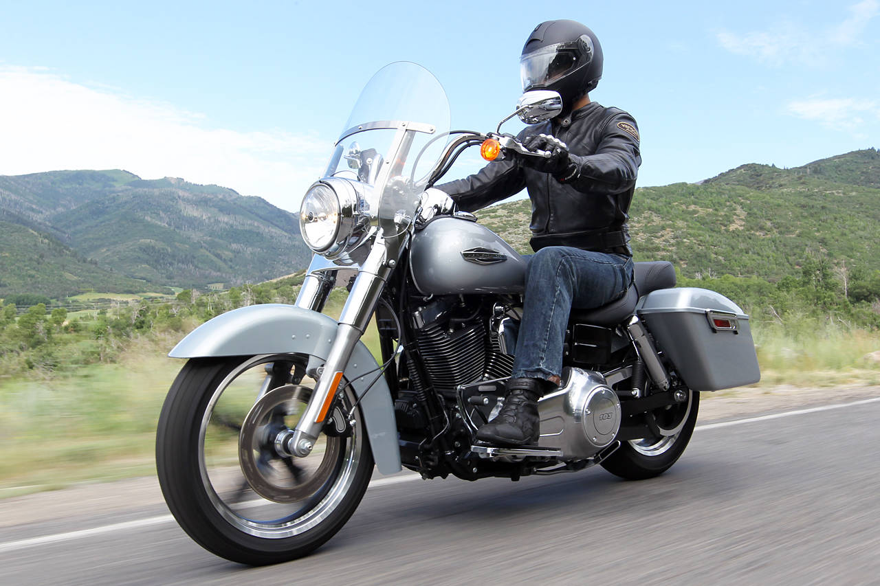 12-Harley-Switchback-action-BJN