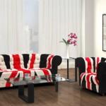Καναπές με εθνικό φρόνημα