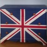 Κομοδίνο-αγγλική σημαία