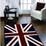 Χαλί με βρετανικό στυλ