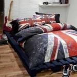 Πάπλωμα με βρετανικό στυλ