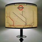 Λαμπαντέρ-χάρτης μετρό