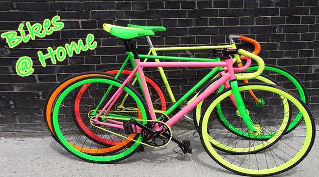 Bikes @ Home