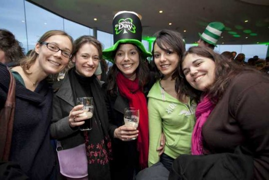 Saint Patrick's Day Group 1