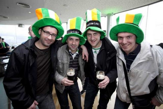 Saint Patrick's Day Group 2