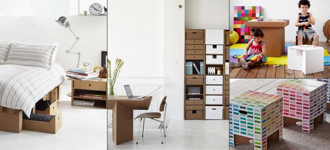 carton-furniture