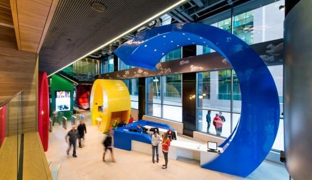 Θες να δεις τα γραφεία της Google στο Δουβλίνο; | Thats Life. Life as it is!