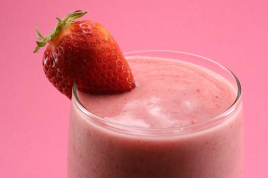 strawberry-smoothie