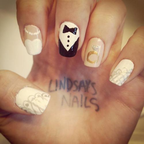 Οriginaly pinned by Nail Art