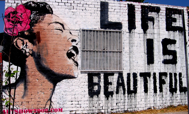 Banksy-life-is-beautiful