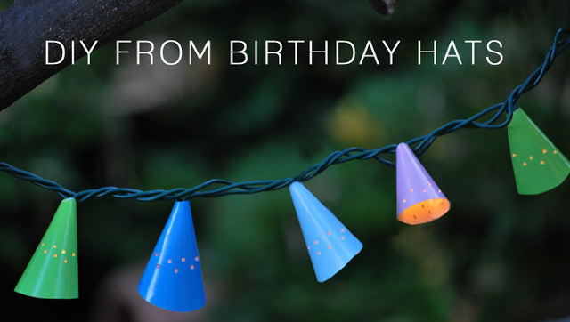 DIY-Idea-Tutorial-Upcycle-Birthday-Party-Hats