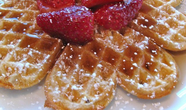 heart-waffles
