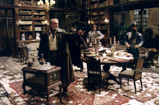 league-of-extraordinary-gentlemen-library