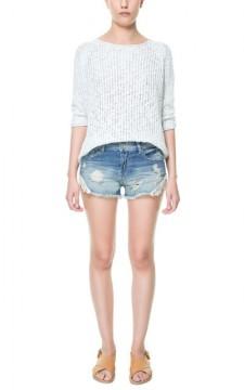 Shorts Crochet 25,95 euro ZARA