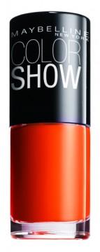 Maybelline Color show – Orange