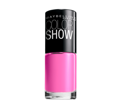 Maybelline Color show # 170– Pinkalicious