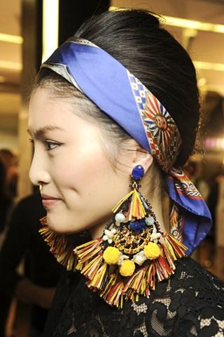Dolce e Gabbana SS'13 fashion show