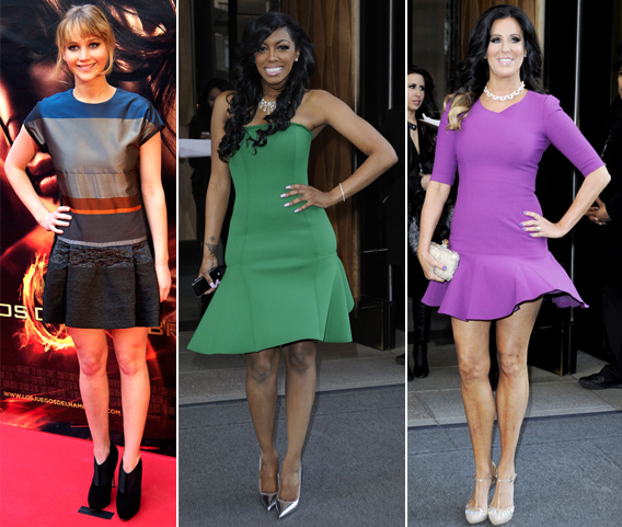 celebs-drop-waist-dress