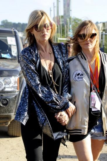 Kate Moss & Stella McCartney