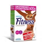 3d fitness chocolate 600g-meiomeni
