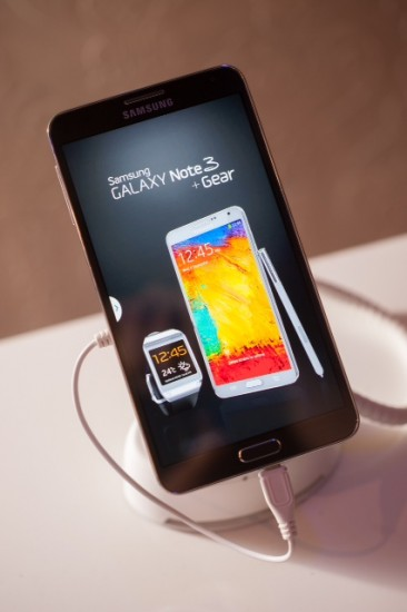 Event Samsung GALAXY Note 3 & Gear_3
