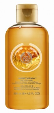 New BBB Honeymania Shower Gel