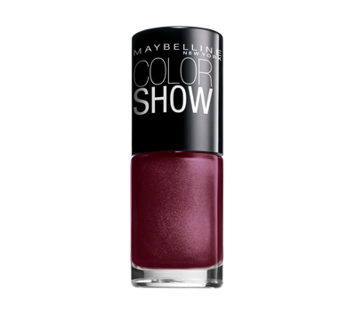 Wine-Dined Color Show by Maybelline New York