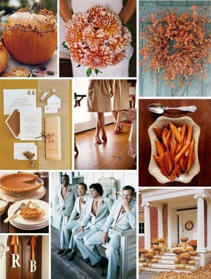 autumn-wedding-orange-color