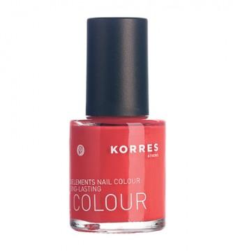 Coral #45/Korres (8 euro)