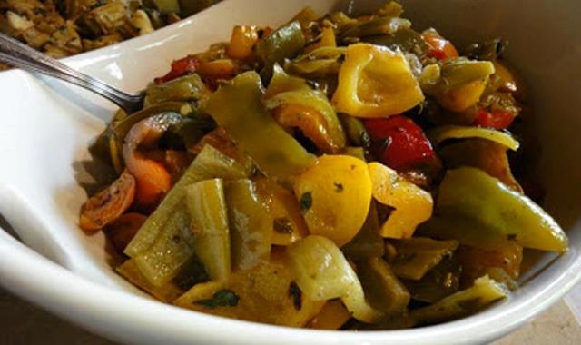 peppers-honey-balsamic
