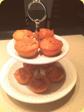 Apple&Cinnamon muffins