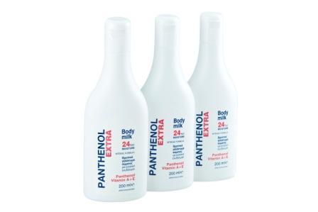 Panthenol Extra Body Milk