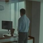 To δωμάτιο του ξενοδοχείου στην ταινία Shame