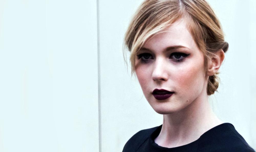 burgundy-lips