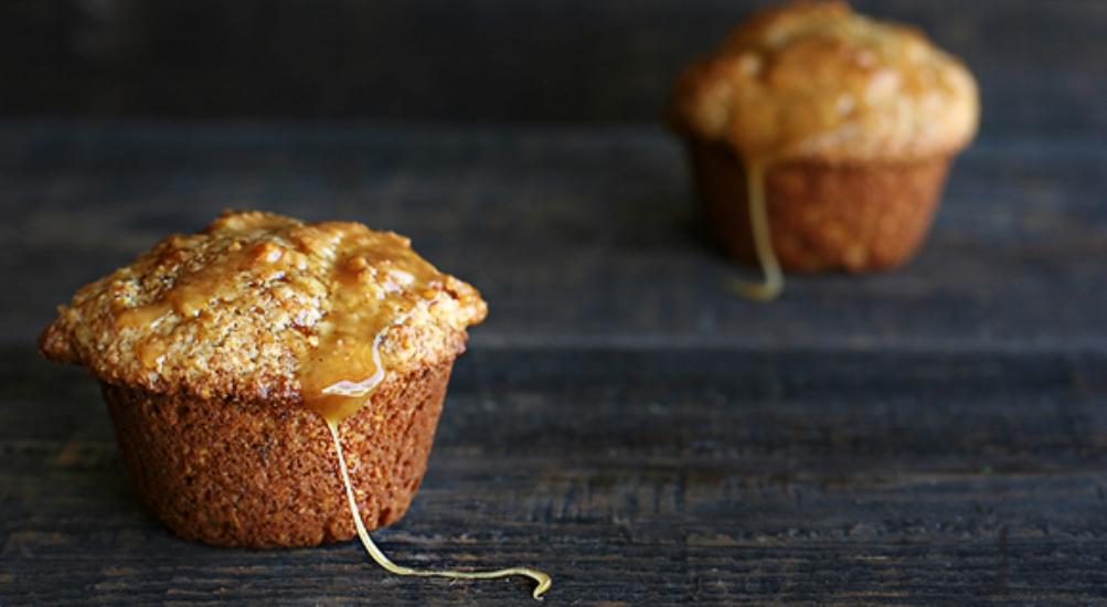 muffins-honey