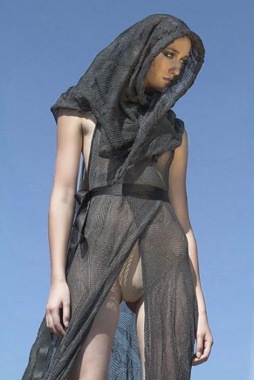 Black Widow Collection/Photo   Michalis Lavdiotis Make Up   Antonis Papastavrou Model   Mihaela