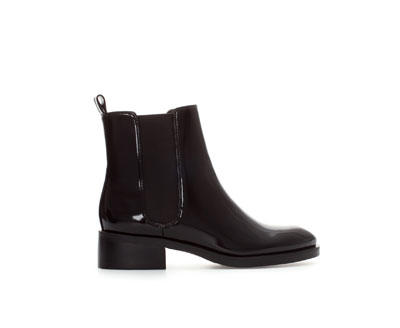 Chelsea boots Zara (49,95€)
