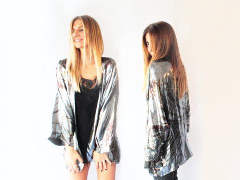 Η Μίκα και η Κατερίνα, δημιουργοί της em.k designs!