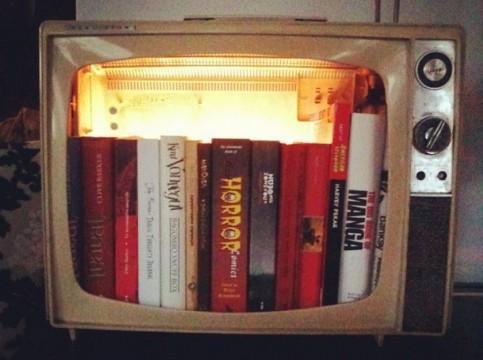 tv-bookcase
