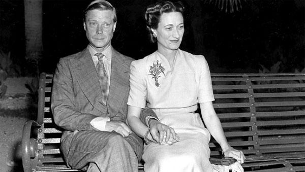 H Γουόλις Σίμπσον και ο δούκας Έντουαρντ
