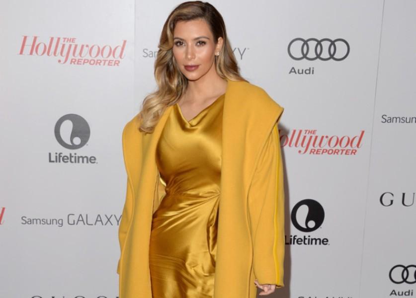 Kim+Kardashian-yellow